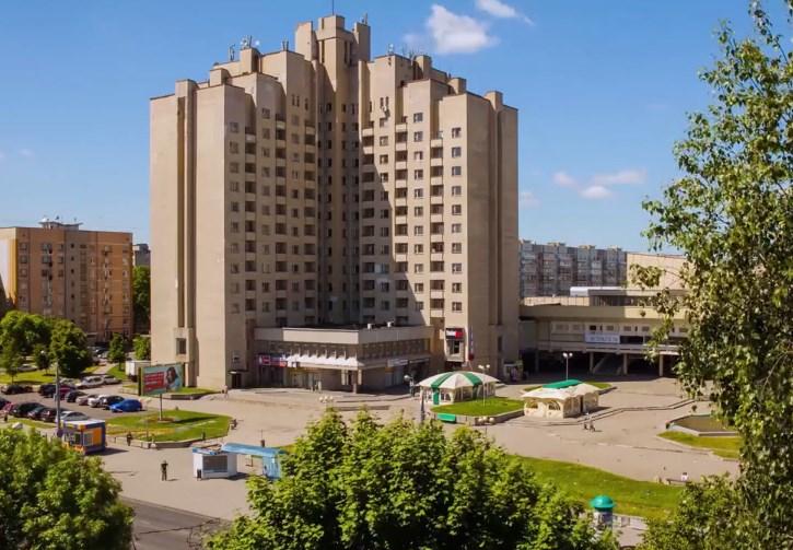 Гостиница Гродно