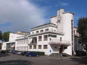 Дом офицеров, Ожешко 30