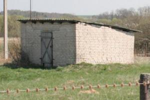 Насосная, артскважина, водонапорная башня