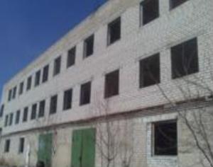 Здание депо с двумя пристройками, ул. Максима Горького, 100