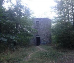 Водонапорная башня лесопарк Румлевский