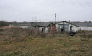 Здания мастерской, коптильного цеха, птичника