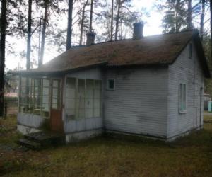 Здание ФАПа, д. Рыбница