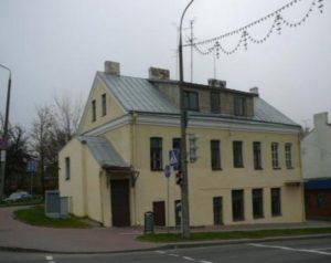 Нежилое здание, ул. Горького, 27