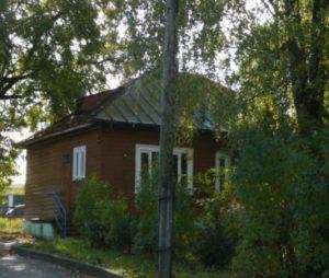 Здание школы ул. Лермонтова, 33