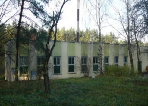 Здание котельной с ГРУ, ул. Тетки, 35
