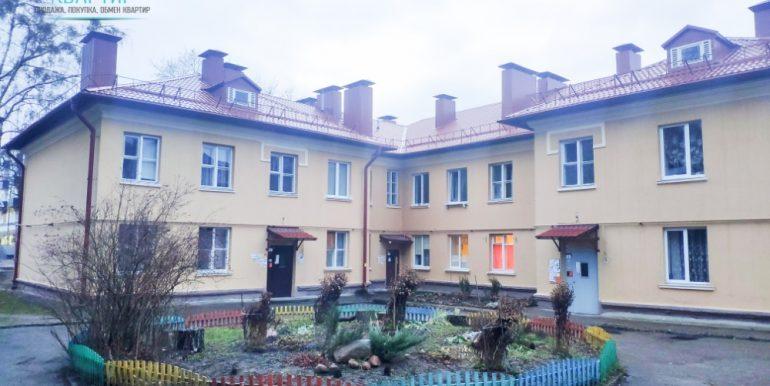Трёхкомнатная квартира в центре на Титова, 10