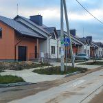Недалеко от Гродно «вырастет» огромный квартал таунхаусов на 57 домов