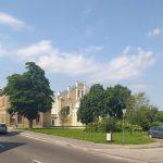 Власти Гродно хотят восстановить возле синагоги два уникальных здания